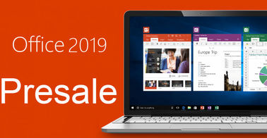 Presale Ms Office 2019 COA License Sticker 100% Online Activation